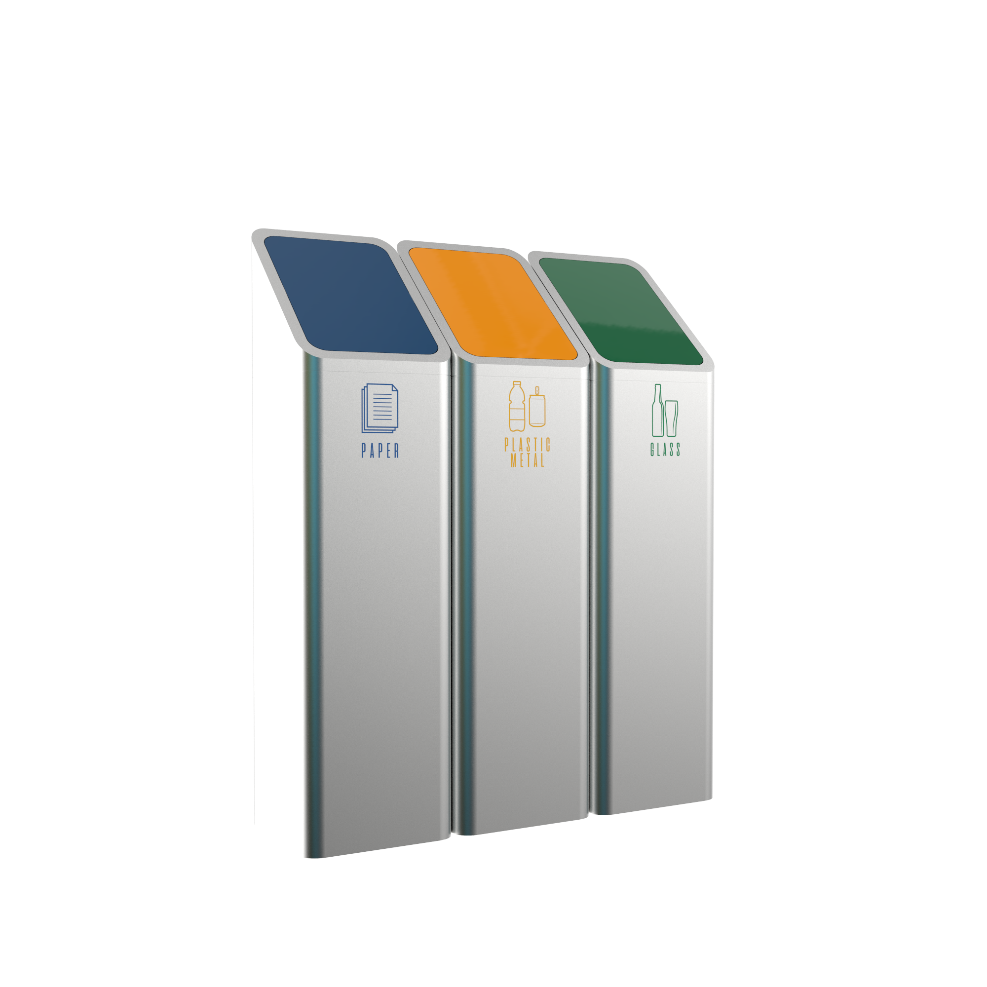BONANZA SST - Recycling Bins