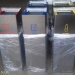 SALLIERE SST recycle bins
